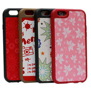 PU leather cover case for iPhone 6/6s from China (mainland)