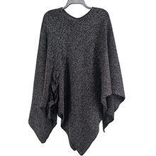 Women's knitted pullover,ladies crew neck pullover from Hangzhou Willing Textile Co. Ltd