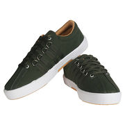Casual Canvas PVC Injected Sneakers from India
