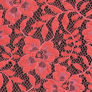 Chic Cotton Fabric for Women's Dress, Made of 40% Nylon and 60% Cotton from Fujian Changle Xinmei Knitting lace Co.Ltd