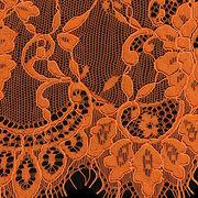 Cotton Fabric for Women's Dress, Made of 85% Nylon and 15% Cotton from Fujian Changle Xinmei Knitting lace Co.Ltd