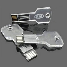 Crystal USB Key from China (mainland)
