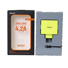 4 ports USB charger Dongguan Arun Industrial Co. Ltd