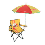 kids folding chair and beach umbrella from China (mainland)