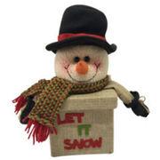 Santa Claus Trinket Box Gift from China (mainland)