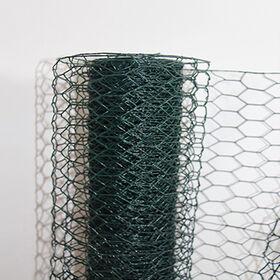 Powder-coated hexagonal wire mesh from China (mainland)