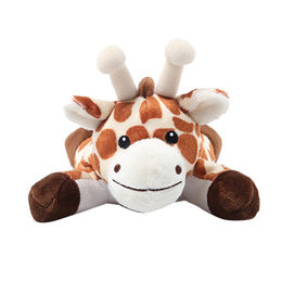 China Lifelike Animal Series Plush Giraffe Toys