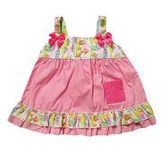 Girls' T-shirt and Skirt Sets from China (mainland)