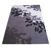 Polyester handmade carpets from China (mainland)