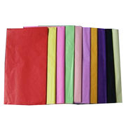 Colorful tissue paper from China (mainland)