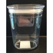 Plastic canister from China (mainland)