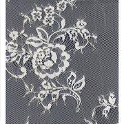 Big Flower Hand Cut Nylon Lace Fabric Fujian Changle Xinmei Knitting lace Co.Ltd