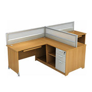 2 seats work partitions Manufacturer