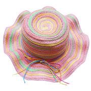 Children's Straw Hats from China (mainland)