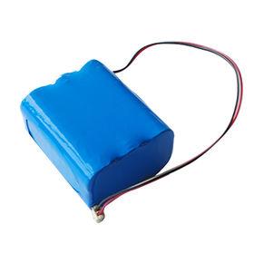10.8V 4400mAh Connector Li-ion Battery Packs from China (mainland)