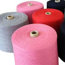 Cashmere yarns from China (mainland)