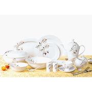 Ceramic Dinnerware Set from India