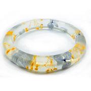 Customize Design Resin Bangle from China (mainland)