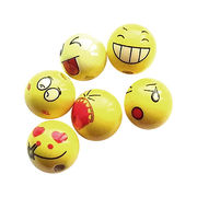Facial Feeling Cute Wooden Beads from China (mainland)