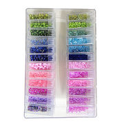 Glass Seed Beads DIY Plastic Box Set from China (mainland)