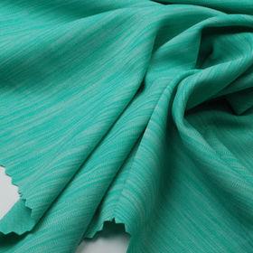 Sweat Wicking Fabric, Extra Light Weight Heather High Gauge Interlock from Lee Yaw Textile Co Ltd