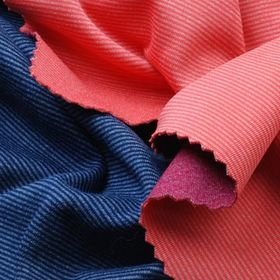 Quick Dry Fabric, Melange/Stripe Reversible Interlock for Sports or Leisure Wear from Lee Yaw Textile Co Ltd