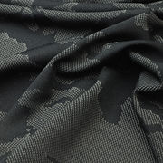 2-Tone Body Mapping Jacquard Jersey Fabric from Taiwan