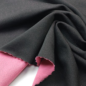 Two-Faced French Terry Fabric