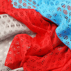 Tricot Mesh Fabric, 100% Poly for Sports or Leisure Wear from Lee Yaw Textile Co Ltd