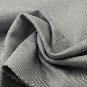 Jersey Fabric, 245g/m² Fleece-Feel with Spandex For Winter Apparel from Lee Yaw Textile Co Ltd
