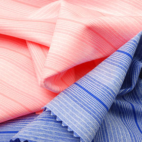 5-Tones Asymptotic Piece Dye Jersey Fabric from Taiwan