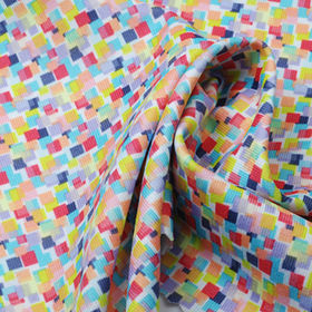 Highly Stretchable Jersey Fabric from Taiwan