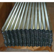 Galvanized steel plate/corrugated roofing sheet from China (mainland)