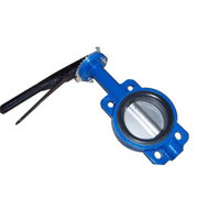 Wafer Butterfly Valve from China (mainland)