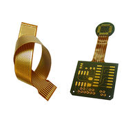 Custom Flexible printed circuit board Double sided from China (mainland)