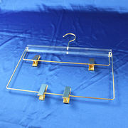 Acrylic Trousers Hanger Manufacturer