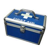 Aluminum first aid box from China (mainland)
