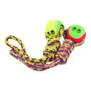 Pet rope toys from Hong Kong SAR