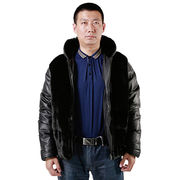Down coat for men from China (mainland)
