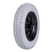 PU Filled Rubber Wheelchair Wheel from China (mainland)