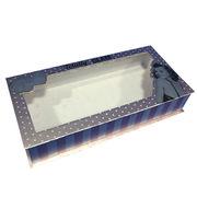 Rectangular cardboard gift box from China (mainland)
