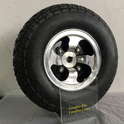 410/350-4 Black Foam Filled Wheelchair Wheels from China (mainland)