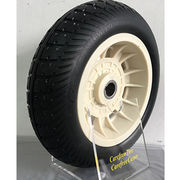 Black Foam Filled Wheelchair Wheel from China (mainland)