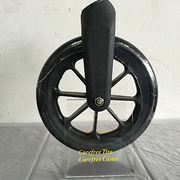 8x1 Smooth PU Foam Wheelchair Fork from China (mainland)