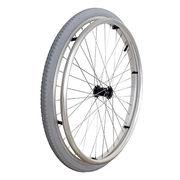 Grey PU Foam Wheelchair Wheel from China (mainland)