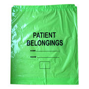 Economical patient belonging bag from China (mainland)
