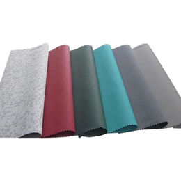 China Polyester fabric coated