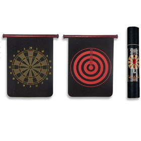 Roll-up Magnetic Dart Board from China (mainland)