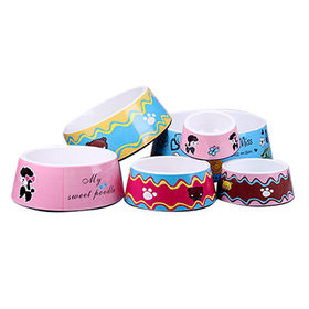 Pet Plastic Food Bowl from China (mainland)