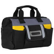 Hot sell oxford cloth motorcycle portable kit hand electrician tool bag